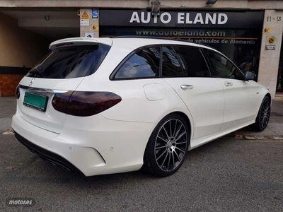 usado Mercedes C43 AMG ClaseAMG ESTATE 4MATIC
