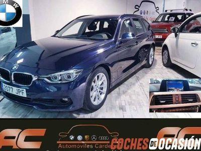 usado BMW 318 Serie 3 Touring D TOURING NAVEGADOR GPS.XEN, Segunda Mano, Barcelona