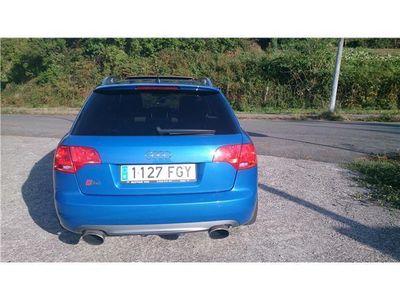 usado Audi S4 Avant 4.2 V8 quattro