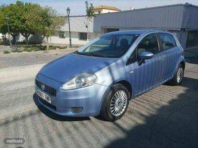 usado Fiat Grande Punto 1.4 16v Dynamic