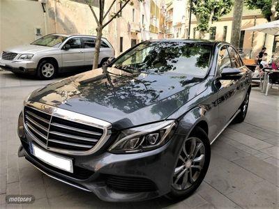 usado Mercedes C220 BlueTec 7G Plus -NACIONAL-55.000 KM-