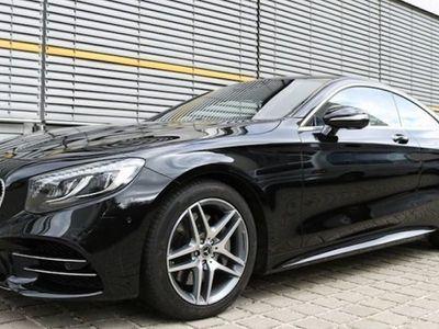 usado Mercedes 560 Clase S Coupé4Matic 9G-Tronic