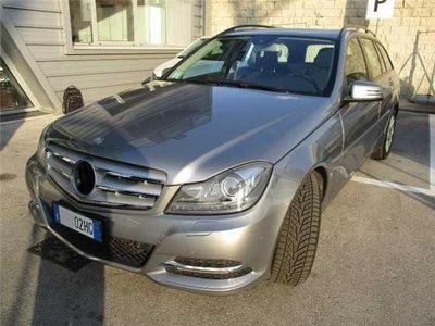 usado Mercedes C220 ESTATE CDI 170CV **GPS, XENON, 370€/M**