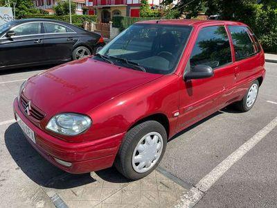 usado Citroën Saxo 1.4i Sx 75 cv en Vizcaya