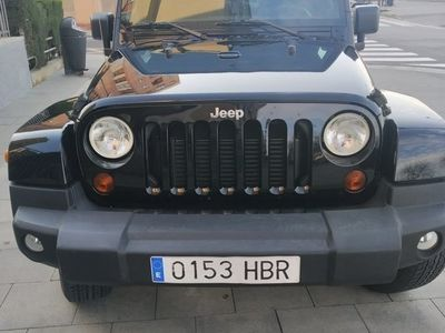 usado Jeep Wrangler 2011 SAHARA UNLIMITED