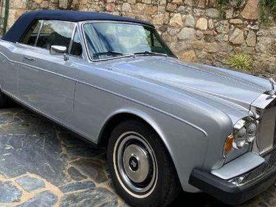 usado Rolls Royce Corniche