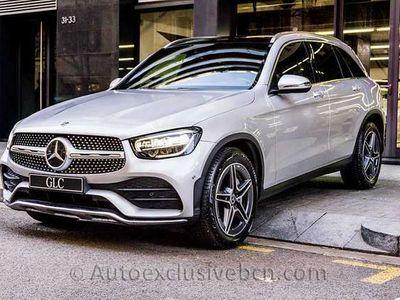 usado Mercedes GLC300 d4Matic 9G-Tronic