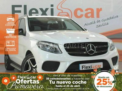 usado Mercedes GL350 GLE AMG 350 D 4MATIC 5p