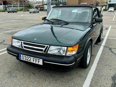 usado Saab 900 Cabriolet S 1992
