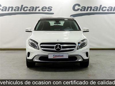 usado Mercedes GLA200 DCI Urban 136CV