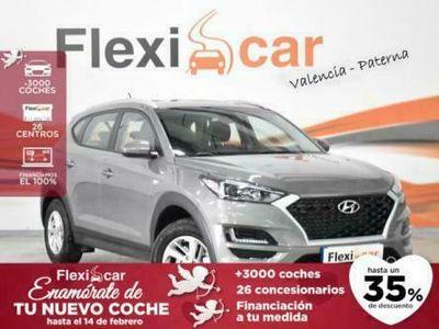 usado Hyundai Tucson 1.6 GDI 97kW (131CV) Tecno BE 4X2