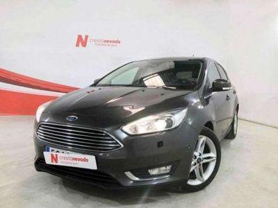 usado Ford Focus 1.0 Ecoboost Auto-s&s Titanium 125 125 cv en Granada