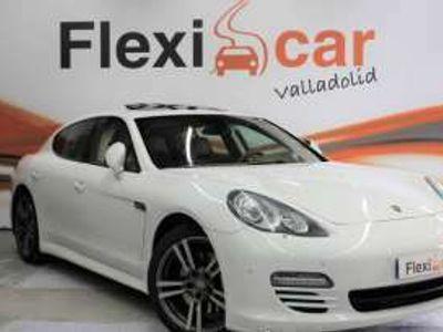 usado Porsche Panamera Gasolina