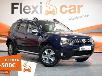 usado Dacia Duster Laureate dCi 80kW 109CV 4X2 EU6