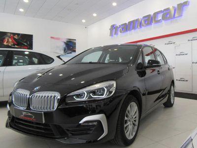 used BMW 218
