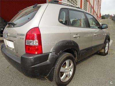 usado Hyundai Tucson 2.0 Cdri Vgt Comfort 5p. -06