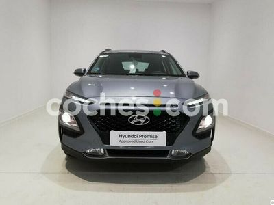 usado Hyundai Kona Hev 1.6 Gdi Dt Klass 141 cv en Avila