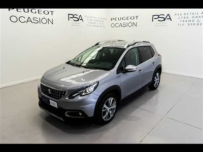 usado Peugeot 2008 2008Allure 1.6 BlueHDi 120 S&S