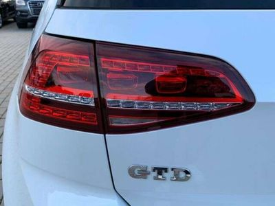usado VW Golf 2.0TDI CR BMT GTD DSG 184