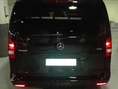 usado Mercedes V220 CDI Largo Avantgarde 7G Plus