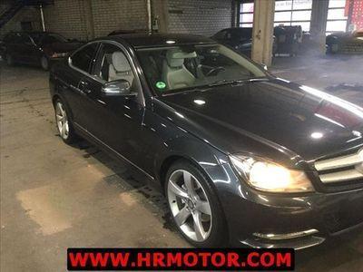 usado Mercedes C220 CDI BE (4.75) Coupe
