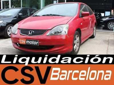 usado Honda Civic 1.7 CTDi S