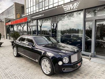 usado Bentley Mulsanne