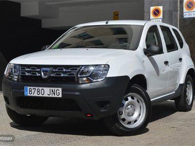 usado Dacia Duster Base 1.6 84kW 115CV 4x4 EU6