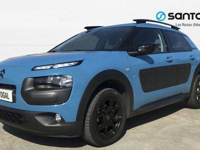 used Citroën C4 Cactus 1.6 BlueHDi Feel 100