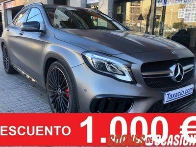 usado Mercedes GLA45 AMG AMG Automático - Nacional - Full Equip - 25.000 kms - Como nuevo