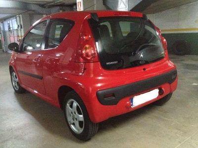usado Peugeot 107 1.0i Trendy 68cv 3p. -10