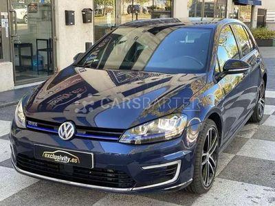 usado VW Golf GTE 1.4 TSI 150 kW (204 CV) DSG 5p