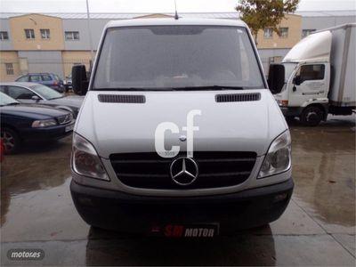 usado Mercedes Sprinter 210 CDI CORTO 3.0