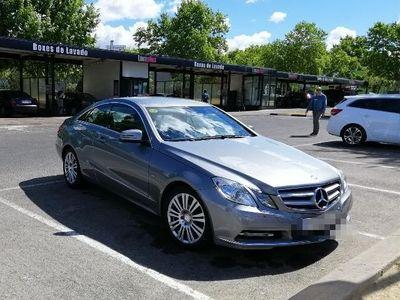 usado Mercedes E220 Coupé CDI BE 7G Plus
