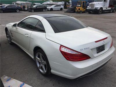 usado Mercedes SL500 AMG 550cv