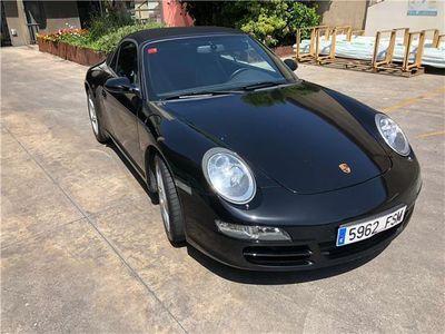 usado Porsche 911 Carrera Cabriolet