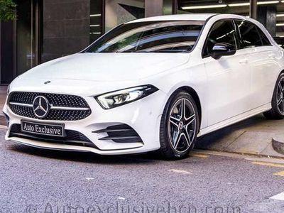 usado Mercedes A250 AMG | 7G | Piel | GPS | Cámara 360 | Night