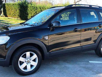 brugt Chevrolet Captiva 2.0VCDi LT 5 pl.