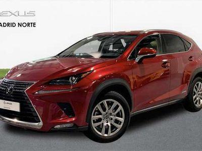 usado Lexus NX300h 300h Executive Navigation 4WD. 343€/mes.