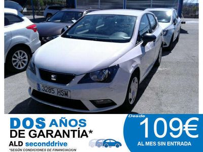 usado Seat Ibiza 1.2 TDI Reference 55 kW (75 CV)