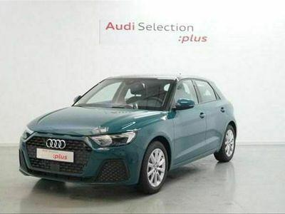 usado Audi A1 Sportback Advanced 30 TFSI 85 kW (116 CV) Gasolina Verde matriculado el 06/2019