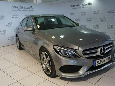 usado Mercedes C220 BlueTEC / d AMG Line