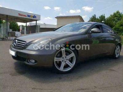 usado Mercedes CLS350 Clase ClsCgi Aut. 292 cv en Madrid