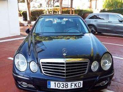 usado Mercedes E280 CDI 4M Avantgarde Aut.