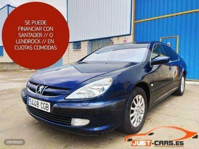 usado Peugeot 607 2.2 HDi Pack