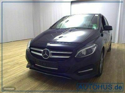 usado Mercedes B220 Clase Bd