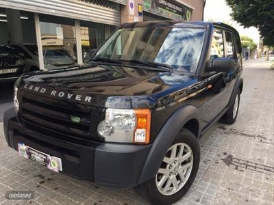 usado Land Rover Discovery 2.7 TDV6 S