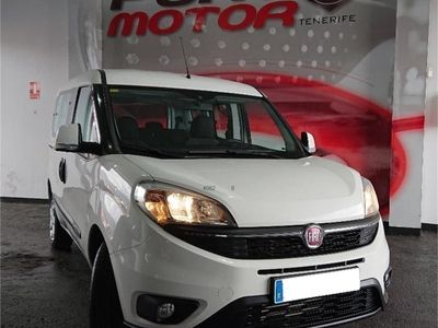 gebraucht Fiat Doblò Panorama Easy 1.6 Multijet 105cv E5