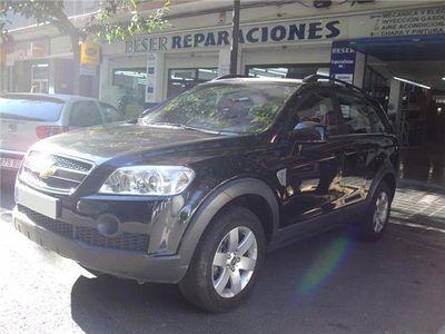 brugt Chevrolet Captiva 2.0VCDi LS7, 7 Plazas, Aire Acondionado