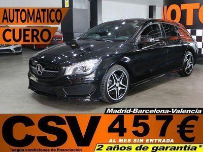 usado Mercedes 220 CLA Shooting Brake CDI AMG Line 7G-DCT